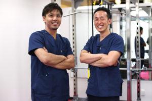 パーソナルトレーニングスタジオと治療院の融合